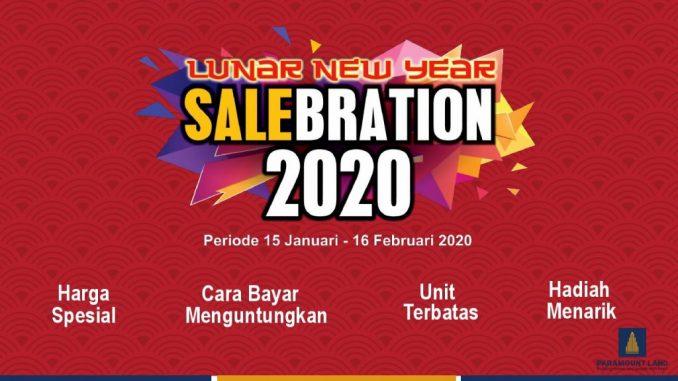Lunar New Year Salebration 2020