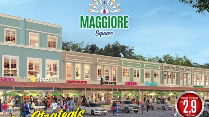 Ruko Maggiore Square Paramount Land
